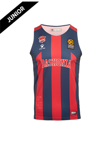 Home Junior Jersey Baskonia, Kit 20/21_image