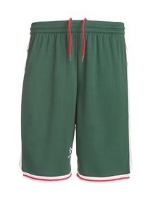 Away green Short Baskonia, Kit 20/21_image