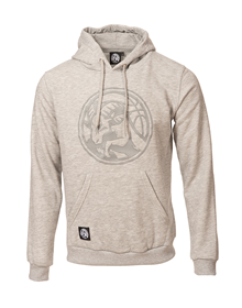 Grey MO hoodie w/ grey badge, Baskonia_image