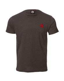Baskonia MO red badget grey t-shirt_image