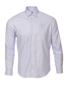 Goat light blue premium shirt_image