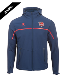 Baskonia official kids Softshell, 20/21_image