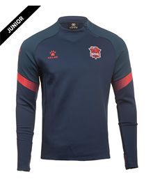 Baskonia blue junior official training Sweater 20/21_image