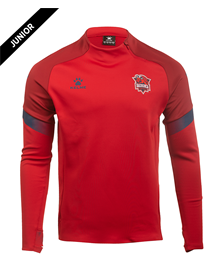 Baskonia red junior official training Sweater 20/21_image