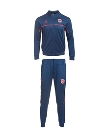 Baskonia official blue Tracksuit 20/21_image