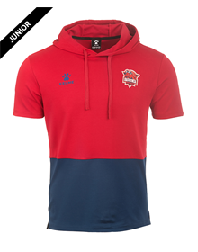 juinior official Hooded t-shirt, Baskonia 20/21_image