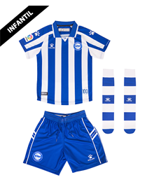 Infant Home Minikit 20/21 Deportivo Alavés_image