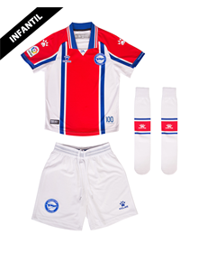 Infant Away Minikit 20/21 Deportivo Alavés_image
