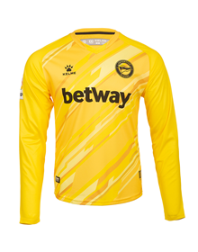 Deportivo Alavés  Yellow Goalkeeper Jersey , 20/21 kit_image