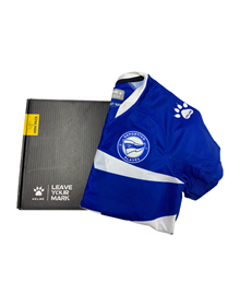 4th. away Kids kit, Deportivo Alavés 20/21_image