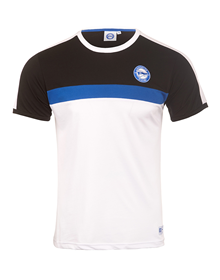 Deportivo Alavés 3colors t-shirt white+blue MO 8 _image