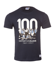 Deportivo Alavés 100 Aniversario picture t-shirt_image