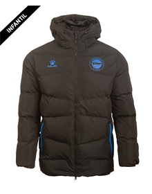 Deportivo Alavés, official padded jacket for kids, 20/21_image