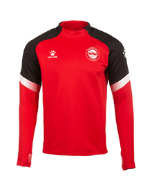 Deportivo Alavés official red training Sweater, Deportivo Alavés 20/21_image