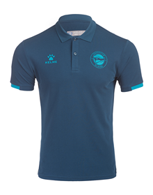 Polo Shirt official casual, Deportivo Alavés 20/21_image