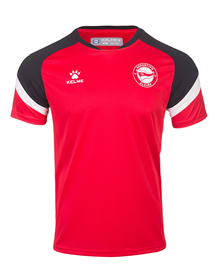 T-shirt official training red, Deportivo Alavés 20/21_image