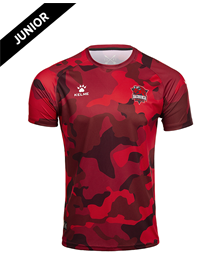 Baskonia special edition junior Jersey Red Camo 21/22_image