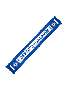 Blue Scarf Deportivo Alaves Boxed_image