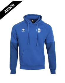 Hooded sweater junior official casual, Deportivo Alavés 21/22_image