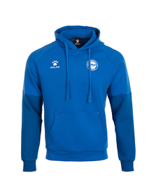 Hooded sweater official casual, Deportivo Alavés 21/22_image