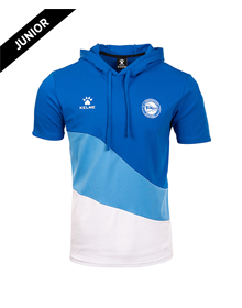 Hooded sweater junior short sleeved official casual , Deportivo Alavés 21/22_image