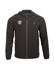 Windrunner jacket black One Hundred Years collection Deportivo Alavés_image