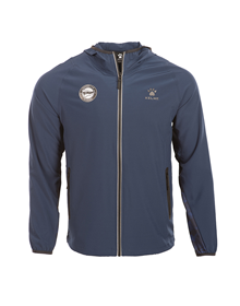 Windrunner jacket navy One Hundred Years collection Deportivo Alavés_image