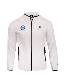 Windrunner jacket white One Hundred Years collection Deportivo Alavés_image