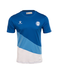 T-shirt official casual, Deportivo Alavés 21/22_image