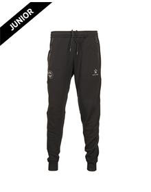 Long black cotton Trousers One Hundred Years collection junior Deportivo Alavés_image