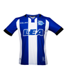 Official Alavés home kit blue & white jersey 17/18