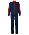 Official Baskonia 17/18 maroon & blue tracksuit