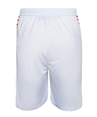 Baskonia 17/18 Euroleague third kit white & red Vitoria Gasteiz homage shorts