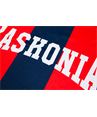 Official Baskonia ACB home kit maroon & blue 17/18 Endesa League jersey