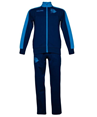 Official Deportivo Alavés 17/18 blue training tracksuit