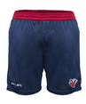 Home Kit Shorts blue and red, 18/19 Baskonia