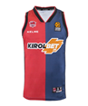 Home kit jersey blue and red (Replica Player), 18/19 Baskonia