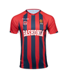 Home Shooting jersey blue and red (Baskonia), 18/19 Baskonia