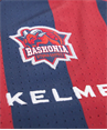 Home Shooting jersey blue and red (Replica Player), 18/19 Baskonia