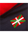 CLASSIC EMBROIDERED IKURRIÑA CREST SCARF BASKONIA