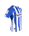 Home kit jersey blue and white, 18/19 D. Alavés