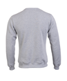 Woman Goat's grey crewneck sweater