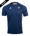 T-shirt child official training (player), Baskonia 19/20