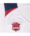 95% Polyester 5% Elastane, beathable fabric. Regular fit. Contrast neck and armholes. Contrast side mesh to keep cool. Textile crest and patch embroidered onto garment. Woven Ikurriña on back.