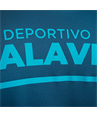 Tracksuit child official casual, Deportivo Alavés 20/21