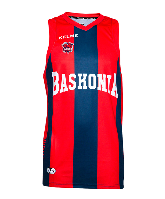 HOME ACB TEAM JERSEY - MAROON & BLUE