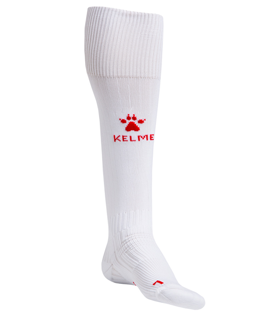 THIRD ALAVÉS SOCKS - WHITE & RED