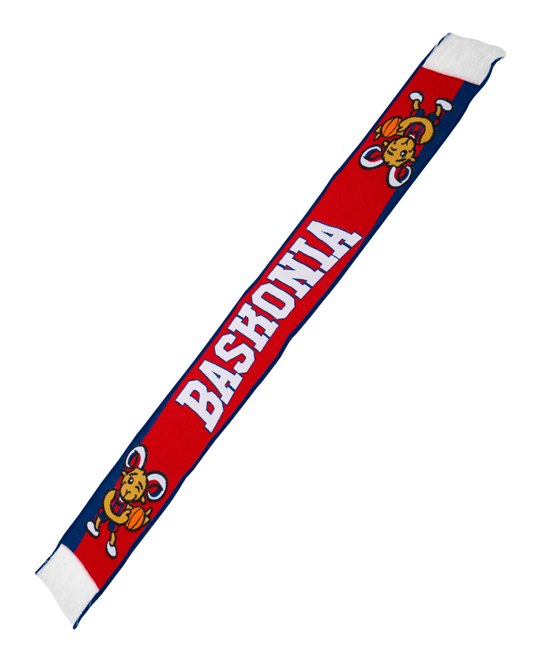 BASKONIA TODDLER SCARF