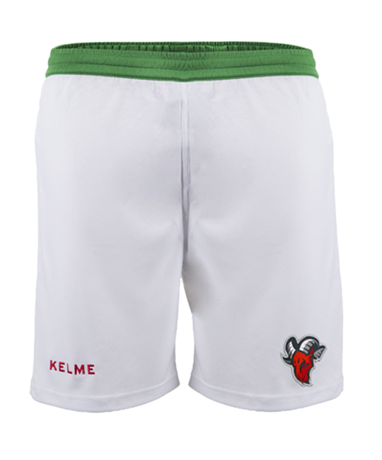 Third Kit Shorts white, 18/19 Baskonia