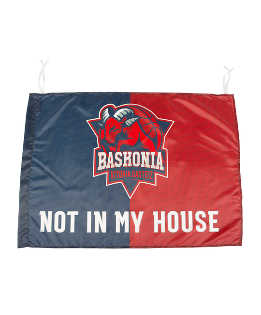 "Flag ""not in my house"""